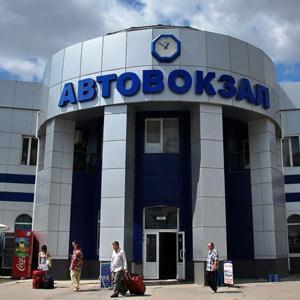 Автовокзалы Краснослободска