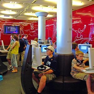 Интернет-кафе Краснослободска