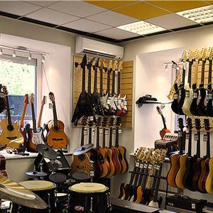 Музыкальные магазины Краснослободска