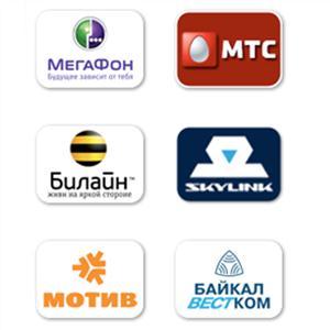 Операторы сотовой связи Краснослободска