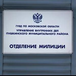 Отделения полиции Краснослободска