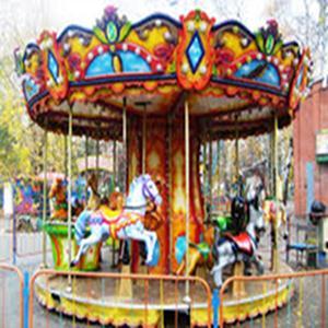 Парки культуры и отдыха Краснослободска