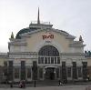 Железнодорожные вокзалы в Краснослободске