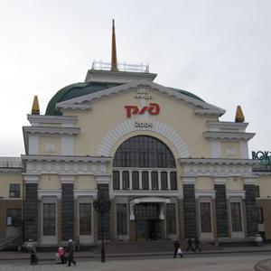 Железнодорожные вокзалы Краснослободска
